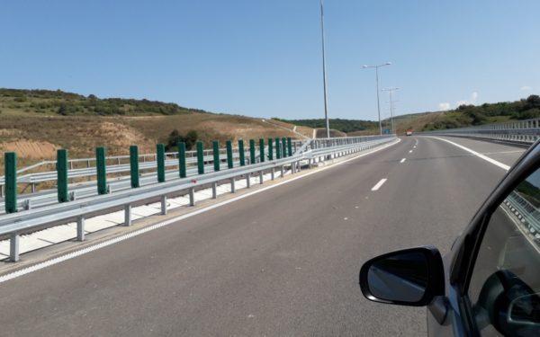 Recordul de viteză al vacanței de iarnă, stabilit pe A3 Turda-Borș: polițiștii au prins un străin care circula cu 226 km/h