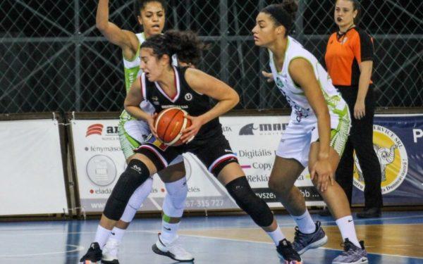 Baschetbalistele de la Universitatea Cluj au încheiat turul fazei a doua a campionatului cu o înfrângere