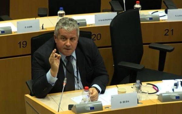 """Daniel Buda, europarlamentar: """"Prioritatea României în timpul derulării președinției Consiliului UE trebuie să fie intrarea în Schengen"""""""