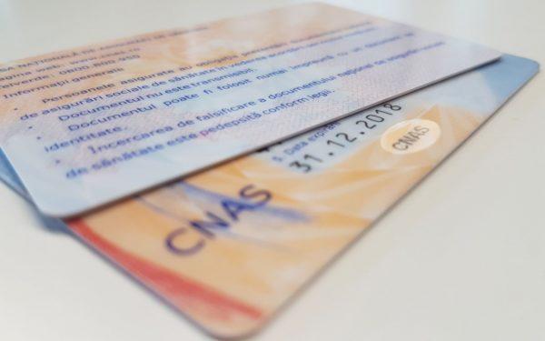 CNAS: Valabilitatea cardurilor de sănătate a fost prelungită de la cinci la şapte ani