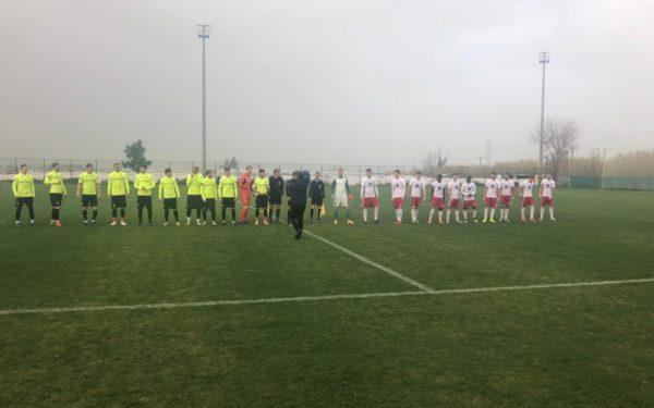 CFR Cluj a încheiat cu o victorie seria meciurilor amicale din Turcia