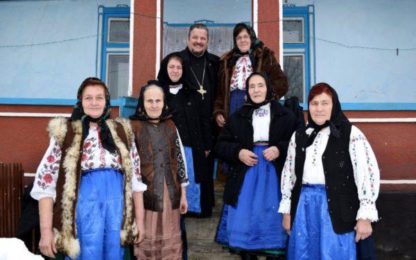 Album de colinde vechi, înregistrate în satele din județul Cluj