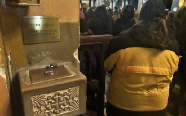 260.000 de lei, donați în Cutia milei de credincioșii din Cluj și Bistrița-Năsăud, în cursul anului trecut