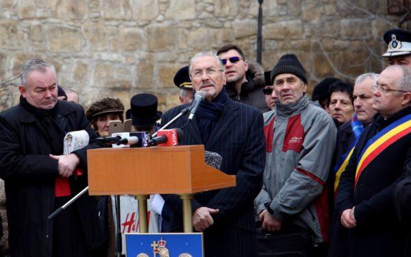 Emil Constantinescu, la Cluj: România este pregătită pentru preluarea președinției Consiliului UE, dar luptele interne trebuie depășite