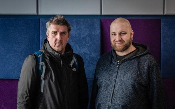 """Hanno Hoefer de la Nightlosers, la EBS Radio: """"Pe vremuri, când veneam la Cluj la concerte, veneam ca la sanatoriu"""""""