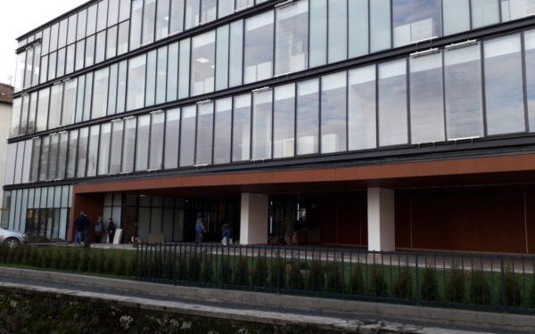 Inspectoratul Școlar Cluj se mută în noul sediu, care a costat 10 milioane de lei