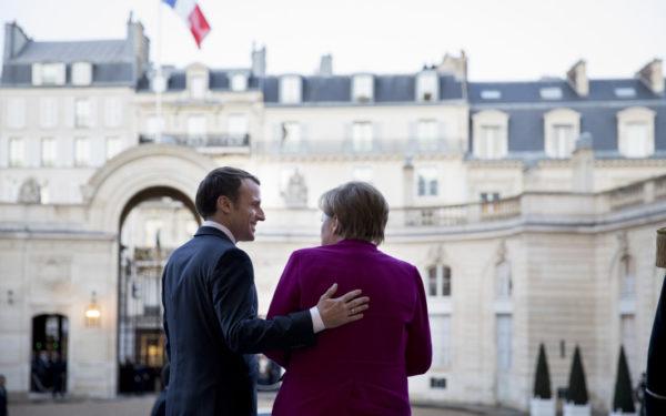 Germania şi Franţa susțin înfiinţarea unei armate europene