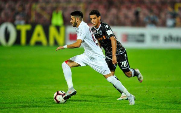 CFR Cluj l-a împrumutat pe Sebastian Mailat la Gaz Metan Mediaș