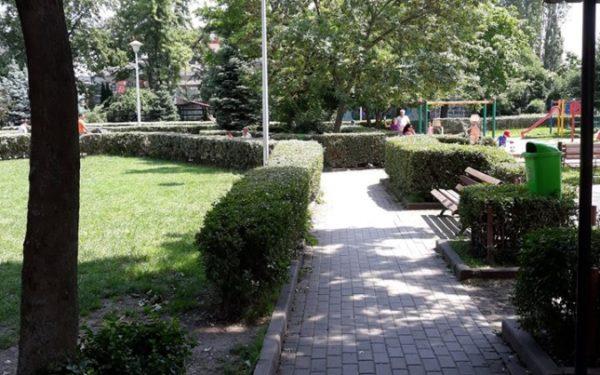 Două parcuri, de peste 15.000 de metri pătrați, modernizate de Primăria Cluj-Napoca