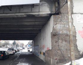 FOTO | Trei poduri din Cluj urmează să fie modernizate până la finalul acestui an