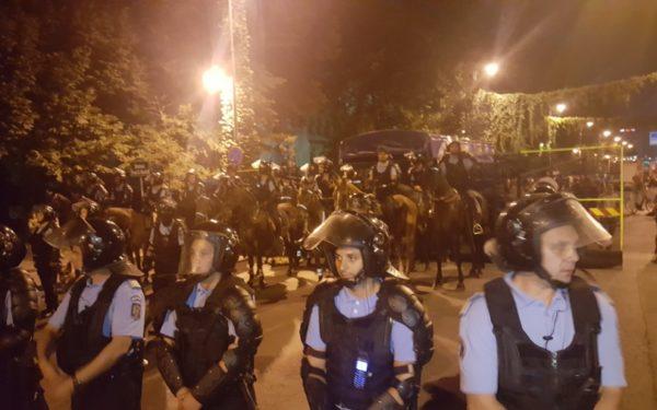Organizația Națiunilor Unite anchetează violențele Jandarmeriei de la protestul din 10 august din București