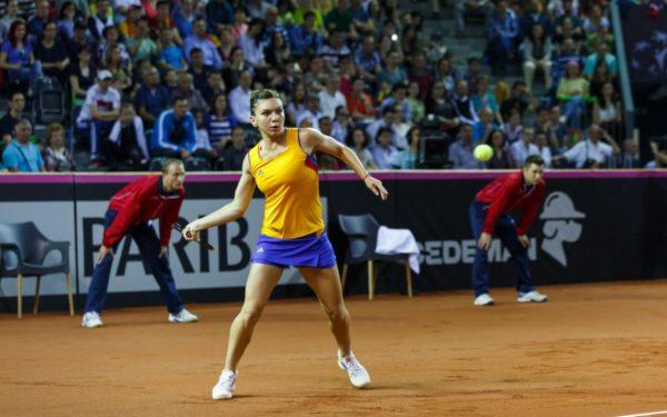 Simona Halep revine la Cluj. Fostul număr 1 mondial va juca, alături de Marius Copil, un meci demonstrativ împotriva italienilor Flavia Pennetta și Fabio Fognini