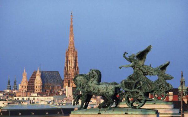 Naţionala României, închisă pentru o sută de ani în turnul Vienei