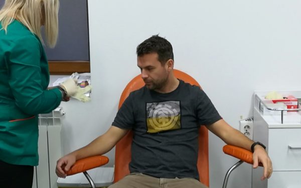 FOTO | Fotbaliștii de la Universitatea Cluj au efectuat analizele medicale. Astăzi susțin primul antrenament al anului