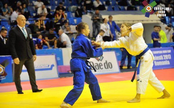 Patru medalii pentru sportivii clujeni la Campionatul Național individual de judo U18