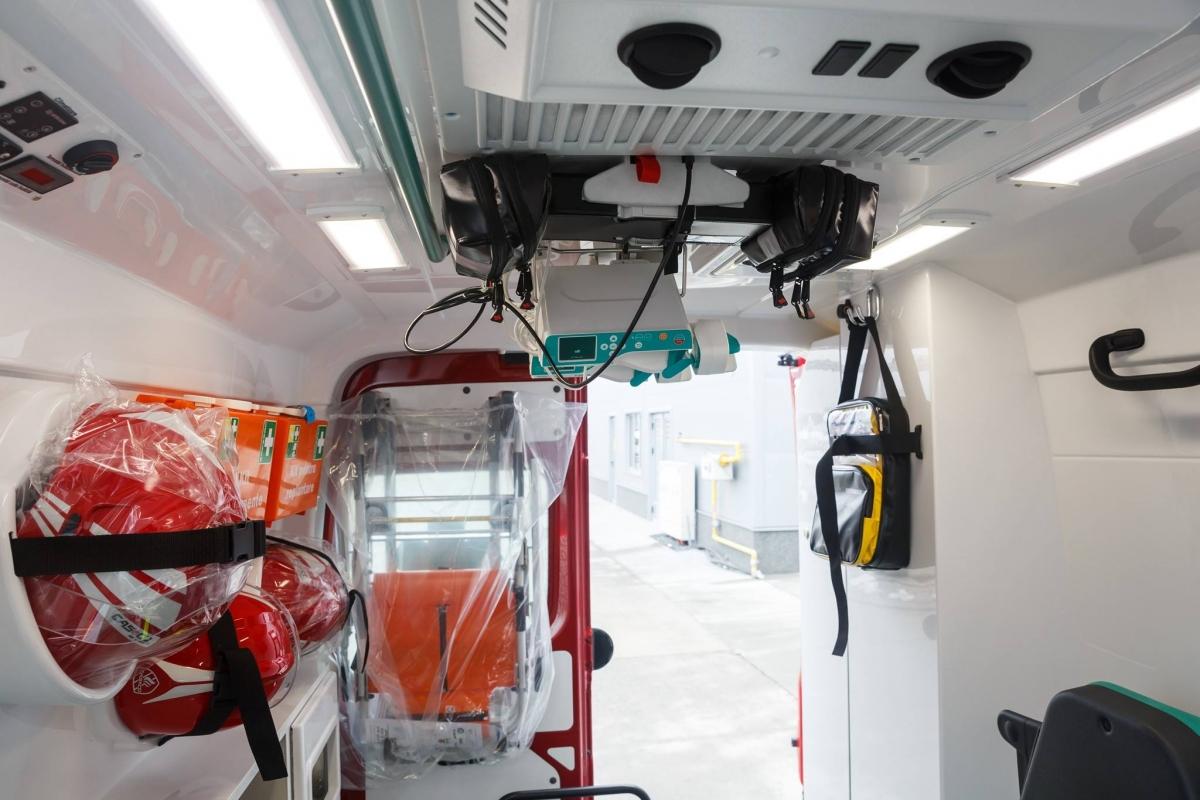 Beard Brothers a strâns bani pentru o nouă ambulanță destinată SMURD Cluj