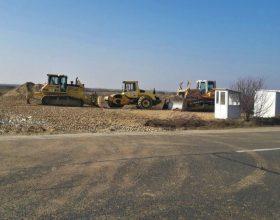 Încep lucrările la segmentul Borș-Biharia al Autostrăzii Transilvania. Lucrările ar putea fi gata doar anul viitor