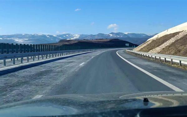 VIDEO | Filmare pe Autostrada Transilvania. Asociația Pro Infrastructură: Unele dintre cele spectaculoase imagini de pe autostrăzile românești