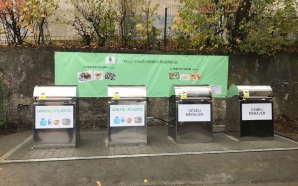 Colectarea deșeurilor reciclabile a crescut la Cluj-Napoca de peste 3 ori în doi ani