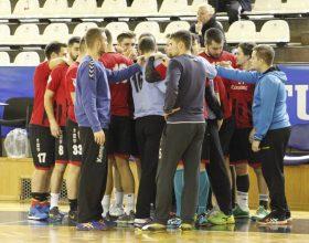 Handbaliștii de la U Cluj au pierdut acasă în fața echipei HC Buzău