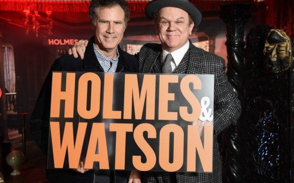 """""""Holmes & Watson"""", marele câştigător la Zmeura de Aur 2019. Donald Trump a primit două trofee"""