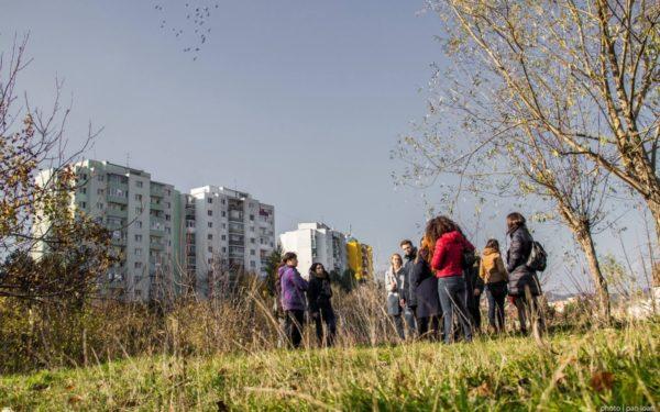 A fost desemnată firma care va realiza masterplanul zonei La terenuri din cartierul Mănăștur