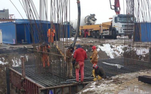 Lucrări reluate pe șantierul Autostrăzii Transilvania, între județele Cluj și Mureș