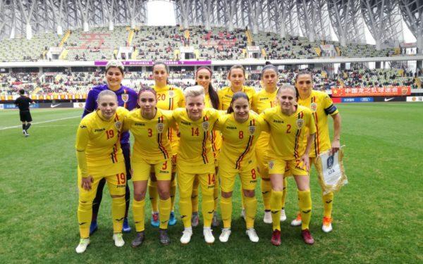 Naționala feminină de fotbal a României, antrenată de clujeanul Mirel Albon, și-a aflat adversarele din preliminariile Euro 2021