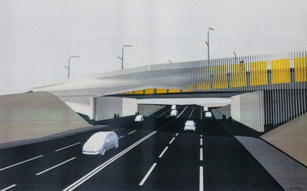Megújult hídja lesz a kincses városnak
