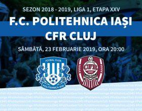 VIDEO | Jucătorii de la CFR Cluj, așteptați de daci pe stadionul din Iași. Meci cu miză mare pentru ambele echipe