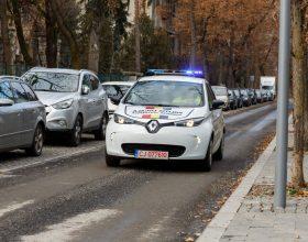 Clujenii au făcut peste 60.000 de sesizări la Poliția Locală în 2018. Tot anul trecut au fost ridicate peste 6.200 de mașini