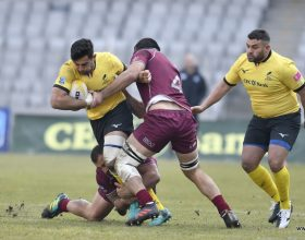 Rugby   România a pierdut, pe Cluj Arena, meciul cu Georgia, scor 9-18