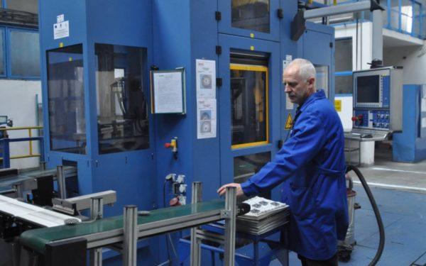 Plan de restructurare la Sinterom: trei secții vor fi închise și 60 de angajați trimiși acasă