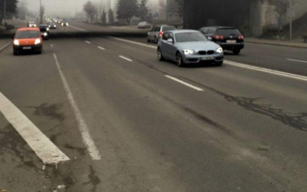 Aproape 250 de sectoare de drum, plombate în Cluj-Napoca în două luni. Șoferii pot reclama gropile prin telefon la Primărie