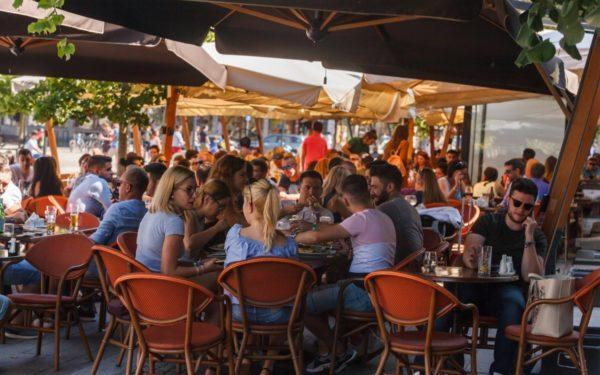 Clujul are cel mai mare număr de cafenele din țară, raportat la numărul de locuitori