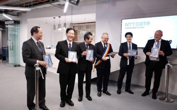 "FOTO | NTT DATA Romania a inaugurat laboratorul de inovaţie ""INNU18"""