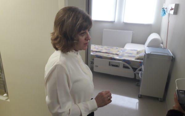 Steril szoba is fog működni a kolozsvári Gyermekklinikán