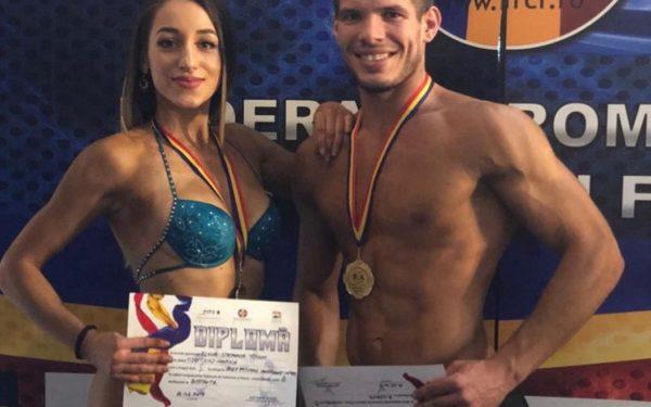 Cinci sportivi de la Universitatea Cluj s-au clasat pe primele locuri la etapa zonală B a Campionatului Național de Culturism și Fitness