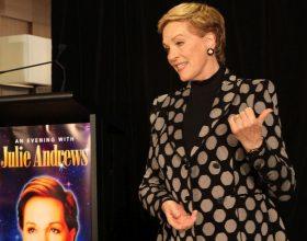 Julie Andrews va primi Leul de Aur pentru întreaga carieră la Festivalul de Film de la Veneția