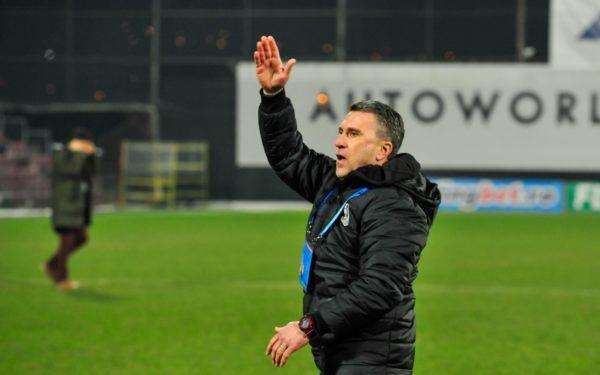 Alin Minteuan și trei jucători de la CFR Cluj, incluși de Liga Profesionistă de Fotbal în echipa etapei