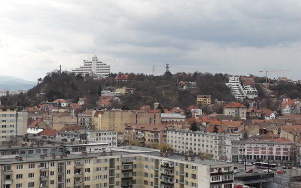 Turiștii ar putea urca pe Cetățuie, în viitor, cu un mijloc de transport mecanizat