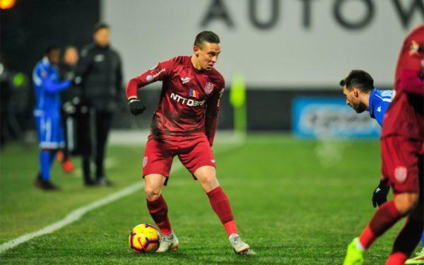 Trei jucători de la CFR Cluj au fost convocați la naționala României