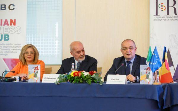 Comisarul european Corina Crețu, la Cluj: Prezența românilor în Italia, cel mai mare fenomen migrator de succes din istoria italiană