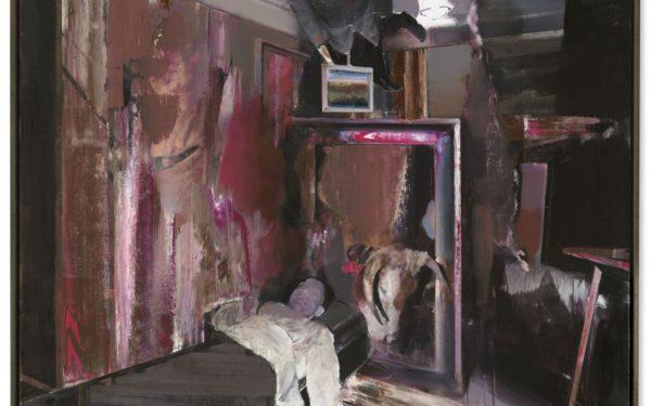 """Pictorul Adrian Ghenie a mai vândut o lucrare la Londra. """"Colectorul 4"""" a fost achiziționată cu suma de peste 2,6 milioane de lire sterline"""