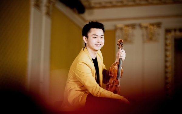 Festivalul Enescu aduce șase concerte la Cluj. Unul dintre cei mai tineri muzicieni care au cântat cu Filarmonica vieneză, printre invitați