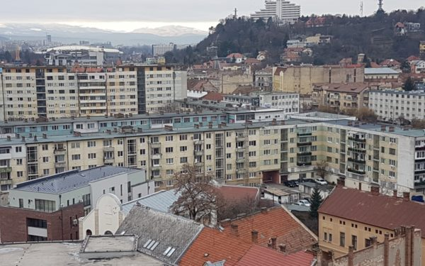 An dinamic pe piața imobiliară din Cluj