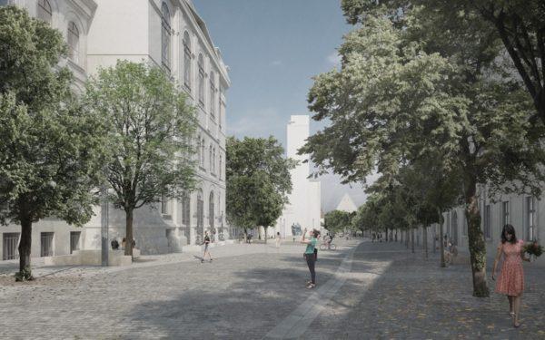 Megújul, mégis régi hangulatot idéz fel Kolozsvár belvárosa