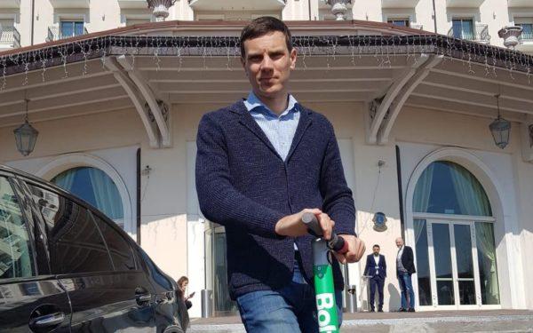 Co-fondatorul Taxify, Martin Villig, la Cluj, pentru EBS Radio: Concurentul nostru nu este taxiul, ci mașina privată