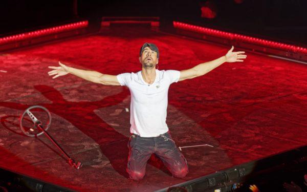 Enrique Iglesias concertează pentru prima dată la Cluj