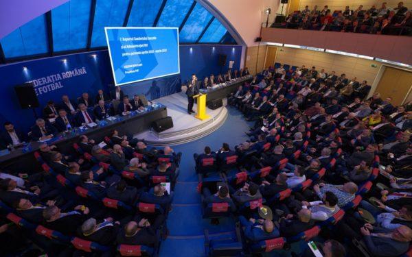 Răzvan Burleanu: Putem pierde organizarea Euro 2020 din cauza modificărilor legislative